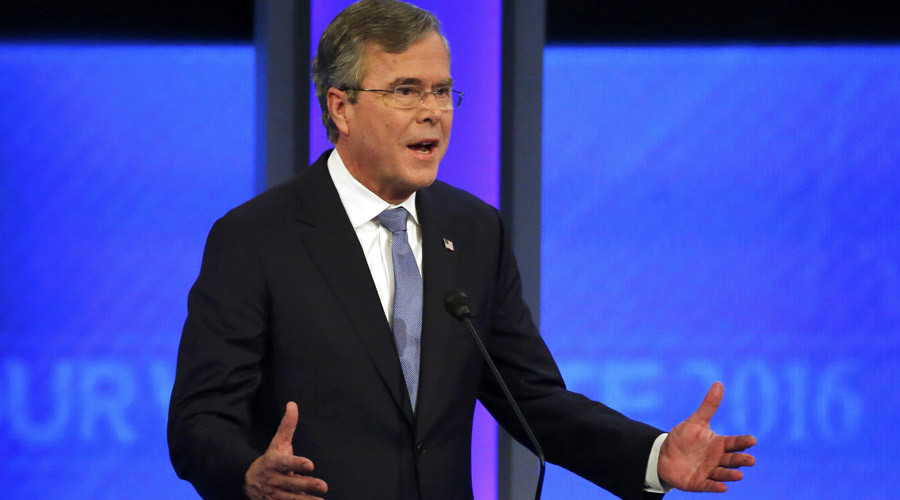 Jeb, not George: Bush mistakenly introduced as his brother at NH event