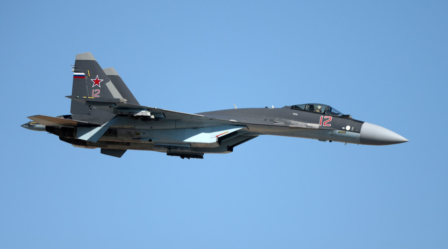 Russia's cutting edge Su-35 fighters to be on 24-hour alert at Latakia base