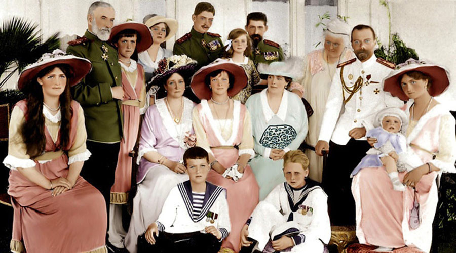 Russia's own Game of Thrones? Romanovs to get TV blockbuster treatment