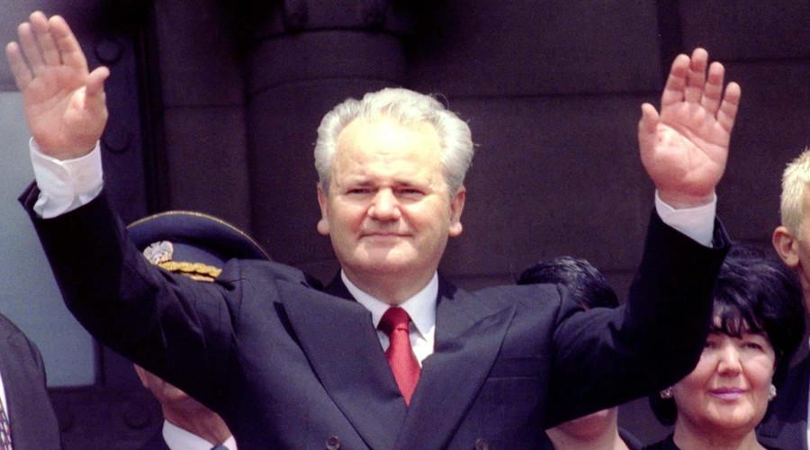 Slobodan Milosevic. © Reuters