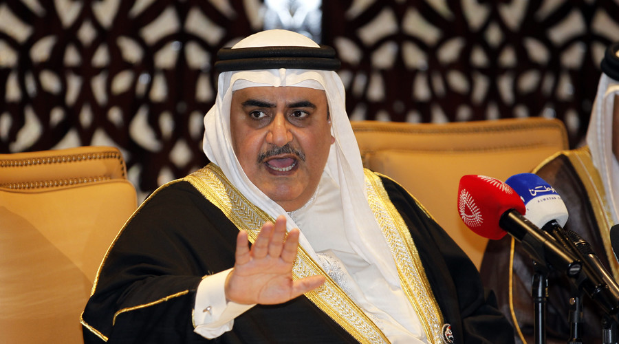 Bahrain refutes media reports of plans for 'boots on the ground' in Syria