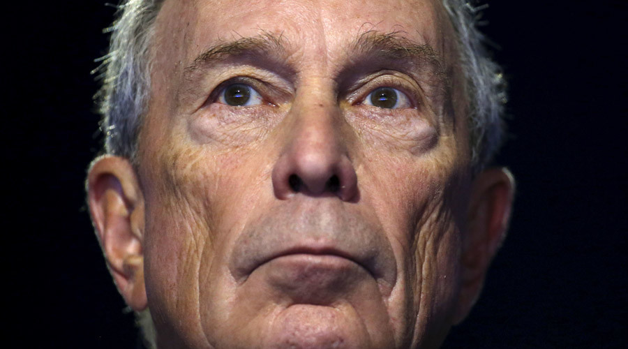 Former NYC Mayor Michael Bloomberg considering presidential run