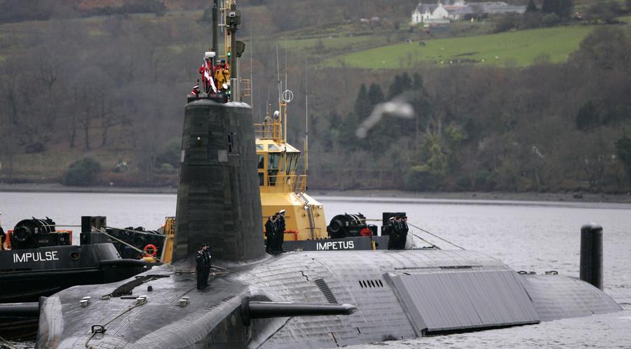 Trident la-la land? Pro-nukes Labour MPs attack disarmament proposals