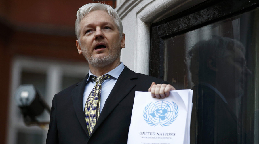 WikiLeaks' Assange may be interviewed in London by Swedish prosecutor