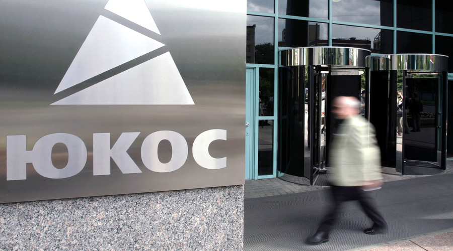 Kremlin appeals Hague court decision in Yukos case