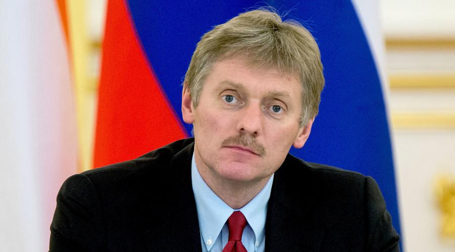 Russian President's Press Secretary Dmitry Peskov. © Sergey Guneev