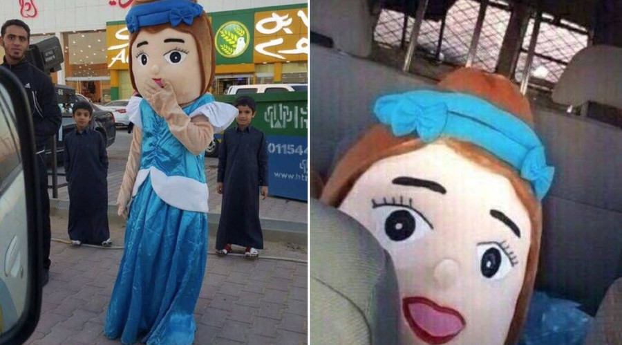 Saudi Arabia's 'religious police' arrest doll mascot for breaching Sharia Law