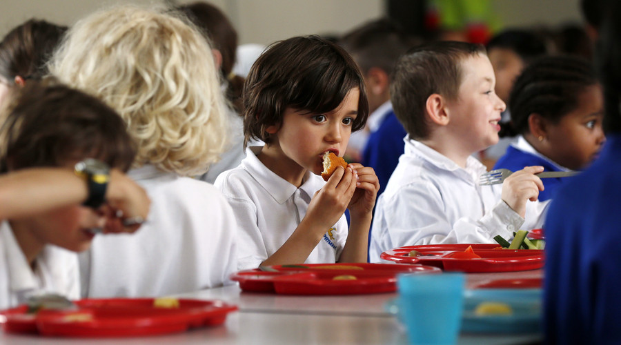 Tories scrap free meals for nearly 3,000 primary schools