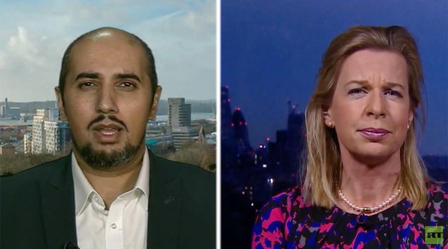 Hopkins vs Ansar: Far-right 'prejudice', hate, hysteria & anti-Muslim animus debate on RT (VIDEO)