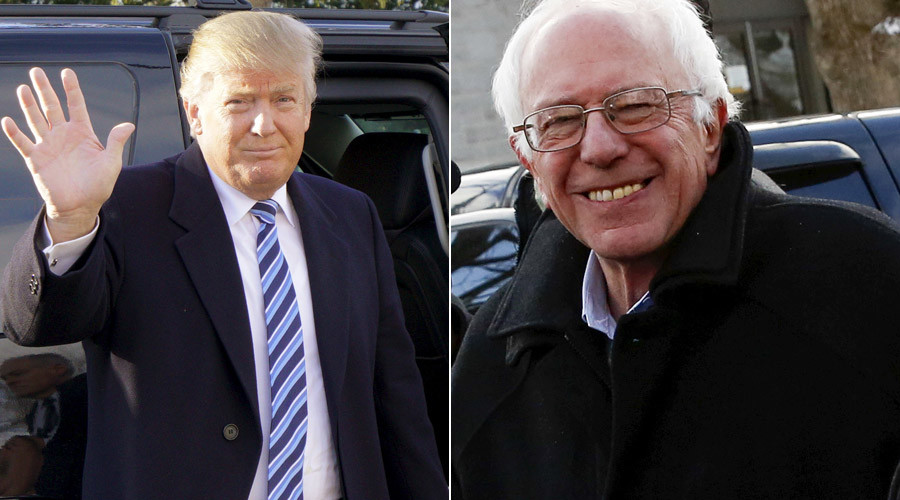 Establishment candidates suffer setback in New Hampshire primary