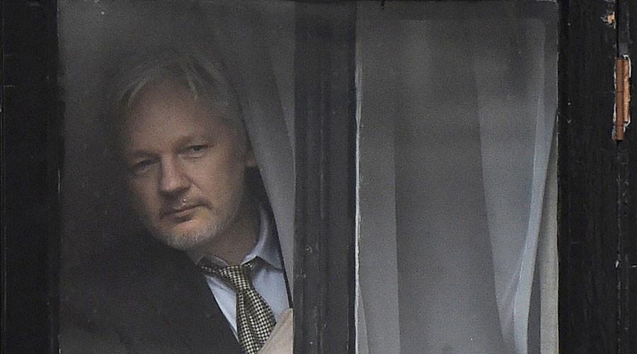 WikiLeaks founder Julian Assange. ©Toby Melville