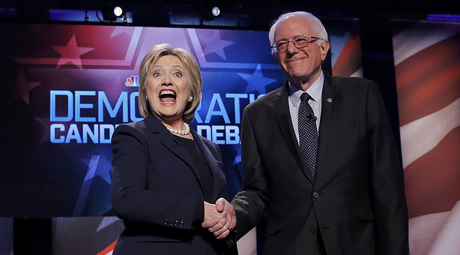 Sanders-Clinton showdown: 'The issues are beating out personalities' – Ed Schultz