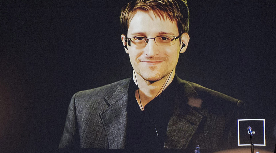 Snowden warns France against giving up liberties as MPs pass security bill