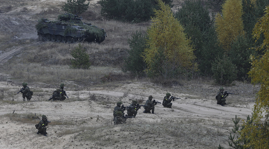 NATO boosts Eastern Europe force & drills, ignoring Russia's calls