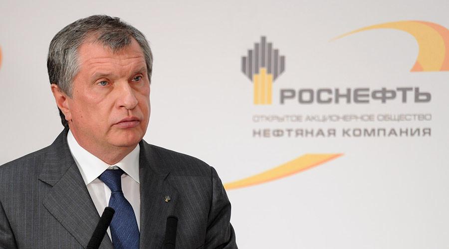 Rosneft CEO Igor Sechin. © Aleksey Nikolskyi