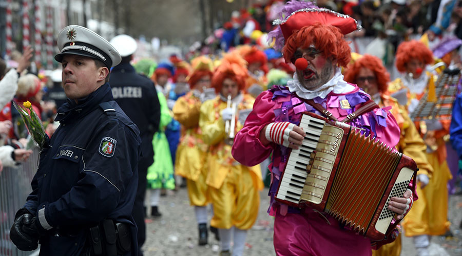 Cologne carnival outcome: Sexual offence complaints quadruple from 2015