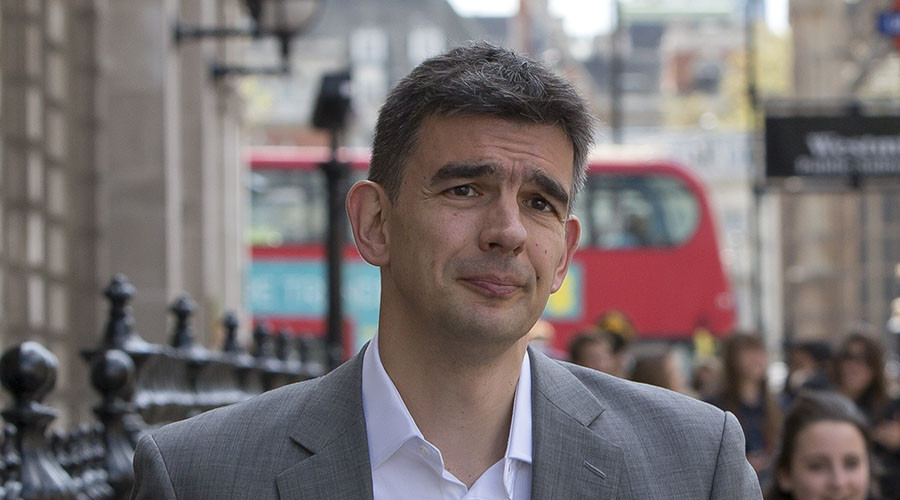 Google's Northern Europe boss Matt Brittin. © Neil Hall