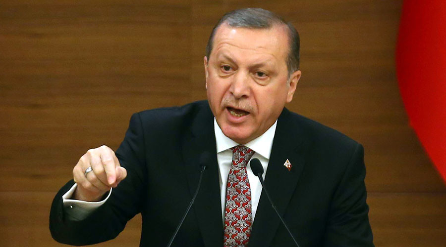 Erdogan threatens Europe with new migrant wave, renews calls for no-fly zone in Syria