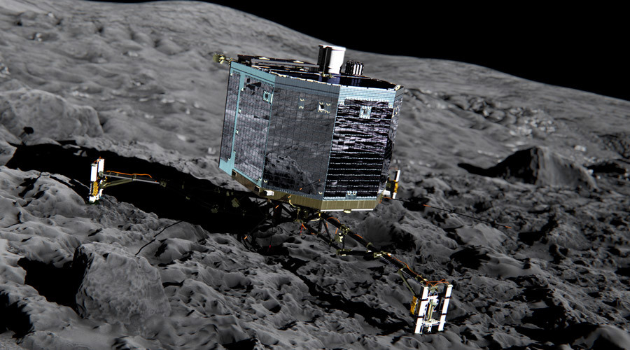 RIP Philae: Scientists give up hope of regaining contact with probe that landed on comet