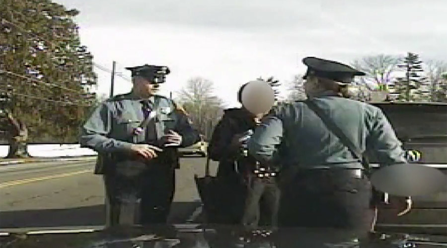 #StandWithPerry backlash after Princeton police release dashcam footage of black professor's arrest