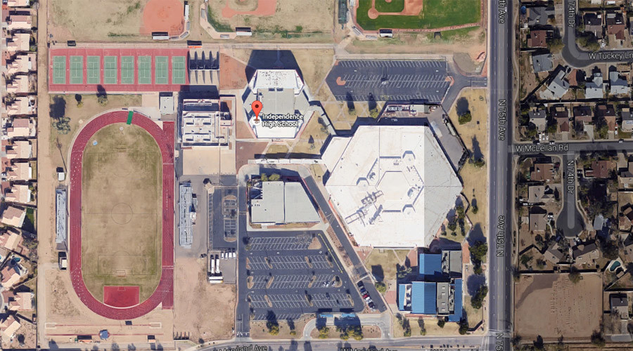 2 teenage girls shot dead at Glendale, Arizona high school