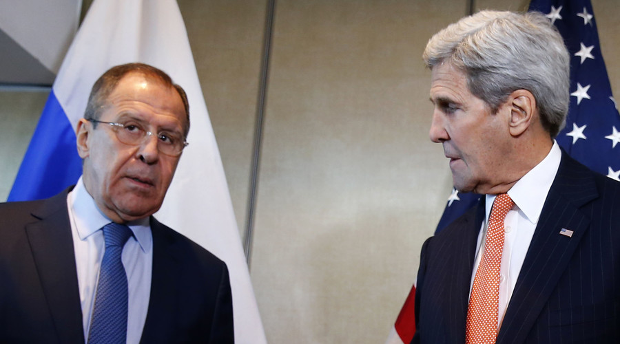 US beginning to understand need for military cooperation with Russia in Syria – Lavrov