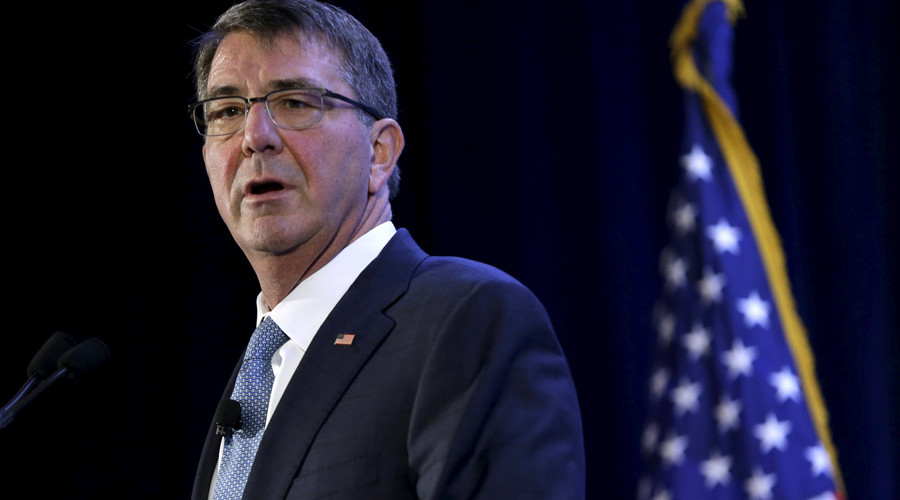 U.S. Secretary of Defense Ash Carter © Gary Cameron
