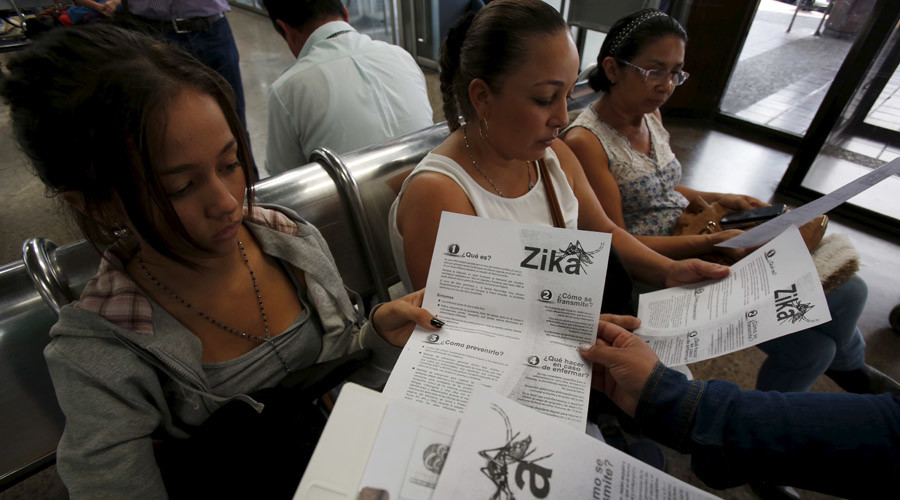 60% increase in week: Over 5,000 pregnant women in Colombia infected with Zika