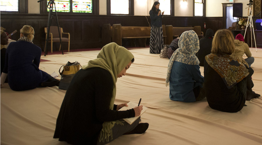 1st Scandinavian women-led mosque opens in Denmark
