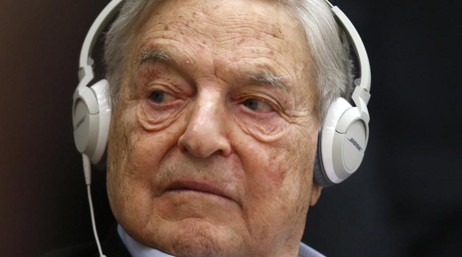 George Soros: A psychopath's psychopath