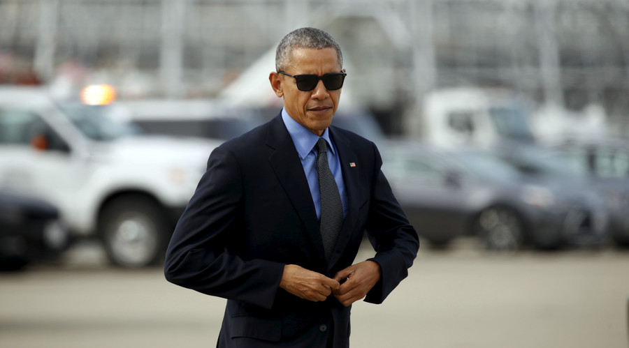 Hush-hush: Obama holds secret meeting with Hollywood donors