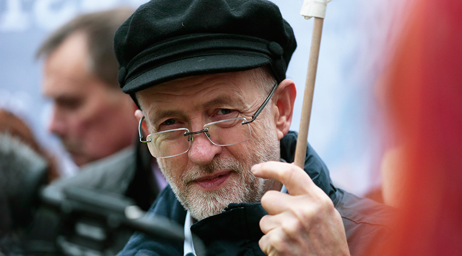 US, NATO 'very nervous' about Corbyn's disarmament plans – reports