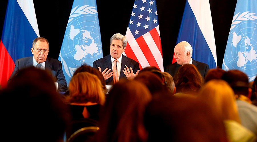 Why the Syria ceasefire is a long shot