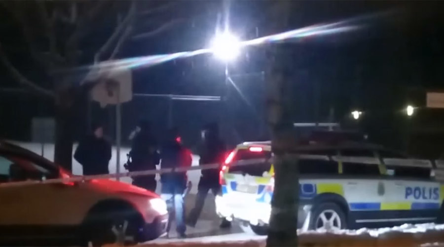 Murder probe launched after new deadly brawl at Swedish asylum center (VIDEO)