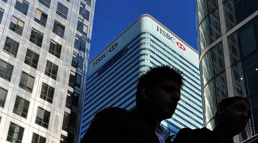 HSBC abandons move to Hong Kong as Asian markets tumble