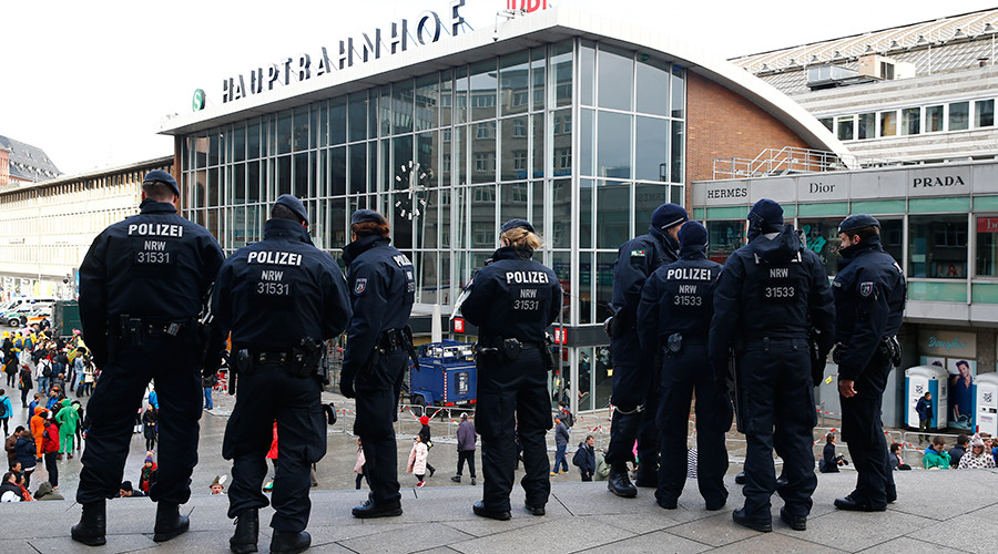 Only 3 out of 58 detained suspects in Cologne sexual assaults are refugees – public prosecutor