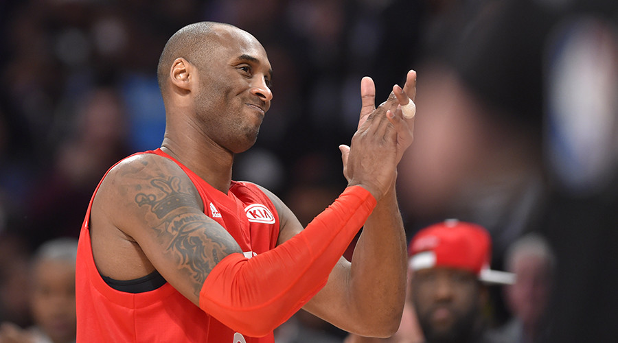 NBA pays tribute to Kobe Bryant at All-Star game