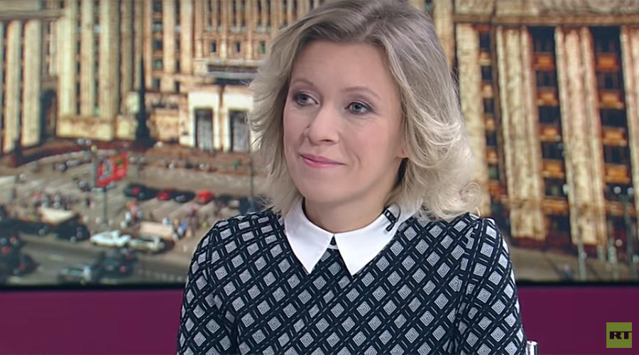 'Huge step forward': Russia's FM spox Zakharova on Syria peace commitments and challenges