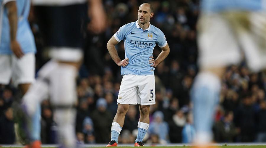 Manchester City's Pablo Zabaleta © Andrew Yates
