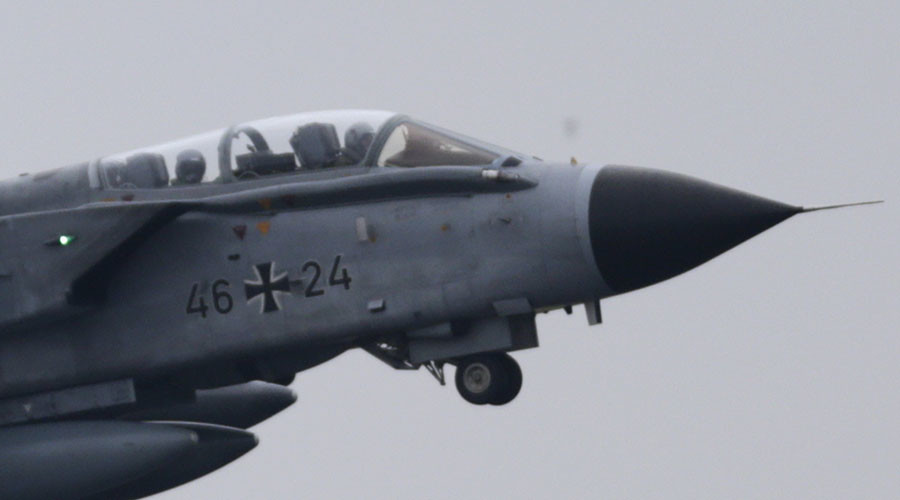 'No incidents, just professionalism' as Russian jets shadow German Tornados in Syria – Bundeswehr