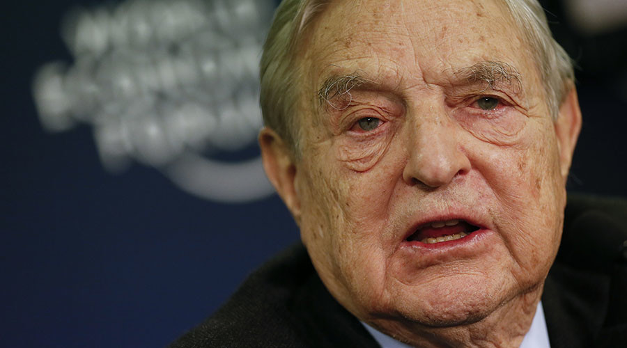 Soros (seriously) underestimates his audience by blaming Putin for EU refugee crisis