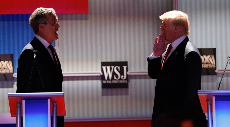 Prankster redirects JebBush.com to Donald Trump's campaign website
