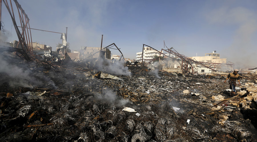 UN 'conservative estimates' show 700 children among 6,000 Yemen fatalities