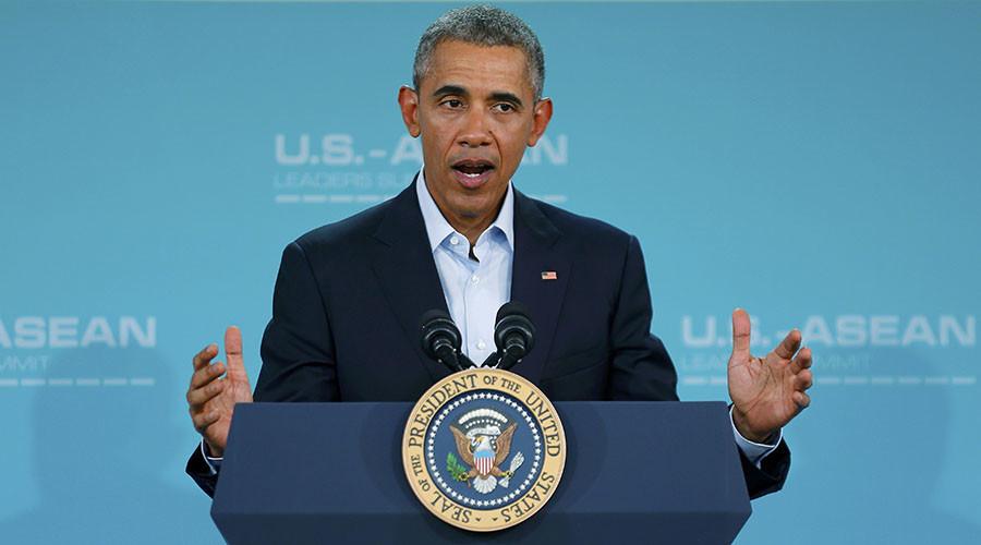U.S. President Barack Obama. ©Mike Blake