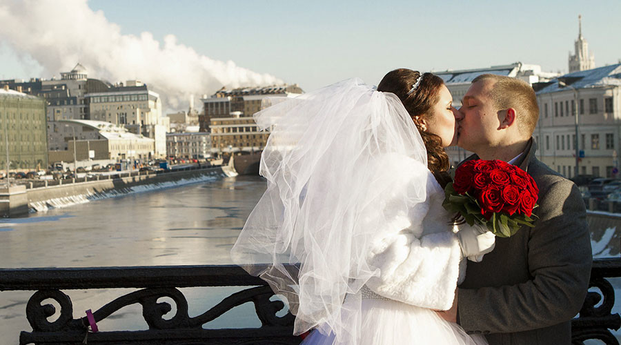 Russian Pensioners Party asks parliament to raise legal marriage age