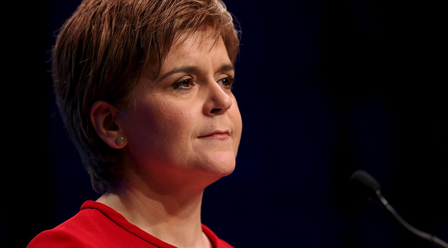 Brexit against Scots' wishes would be 'democratically indefensible' – Nicola Sturgeon
