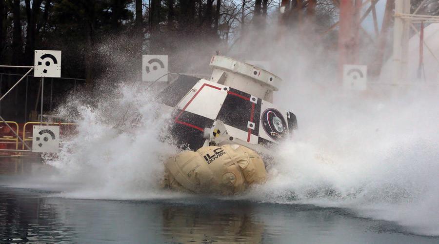 Splash test dummy: NASA test-crashes new Boeing Starliner