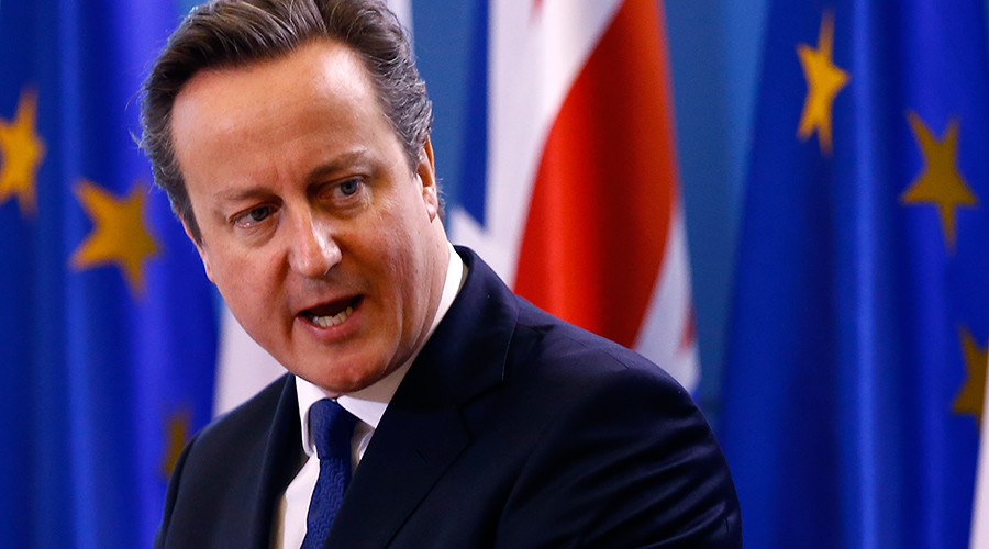 Cameron begins last-ditch EU negotiations