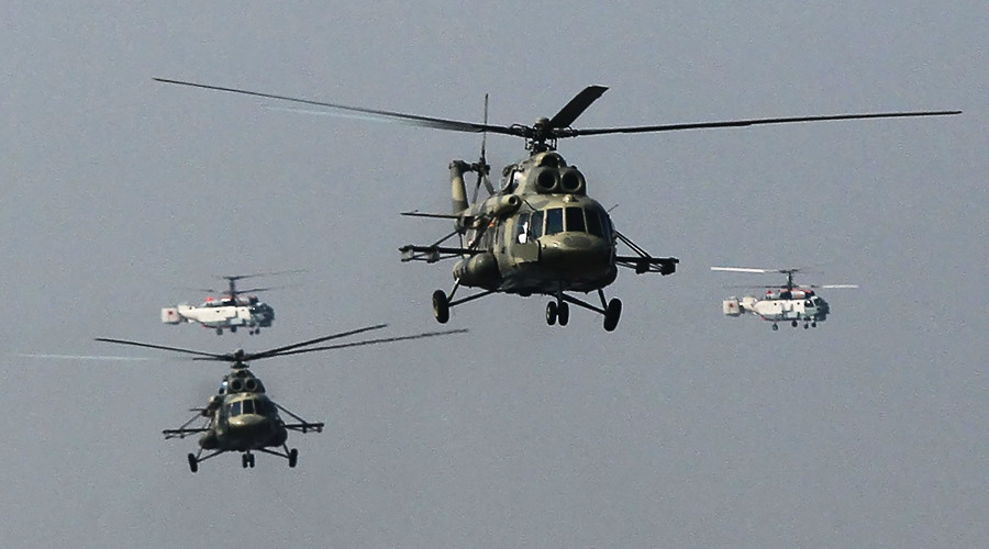 Thailand looking to buy more Russian helicopters