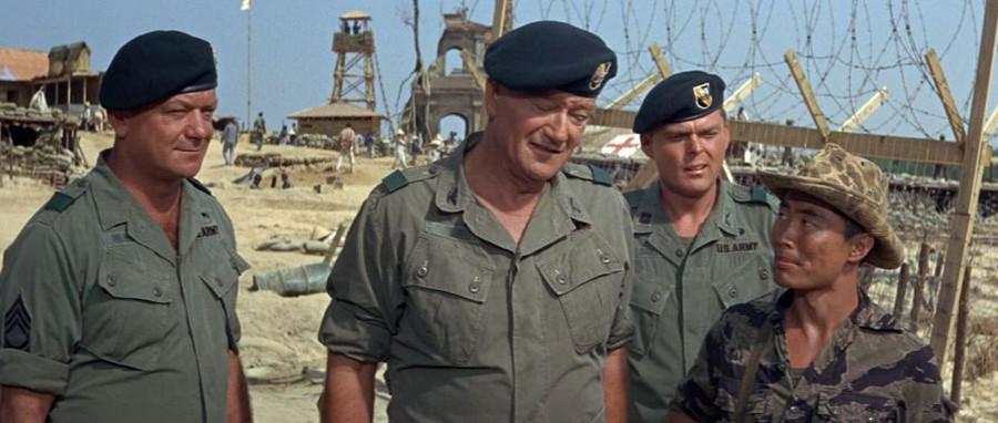 The Green Berets (1968) © IMDb